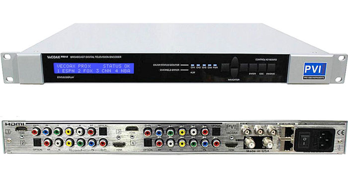 ProVideoInstruments VeCOAX PRO-X QAM RF Modulator Review